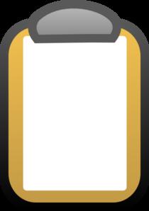 Notepad Paper Clip Art at Clker.com - vector clip art ...