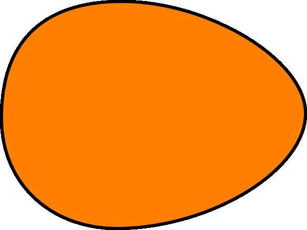 orange egg clip art at clker com vector clip art online royalty rh clker com clip art orange tree clipart orange