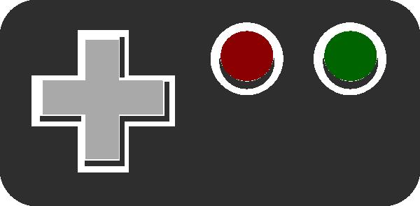 gamepad clipart - photo #32