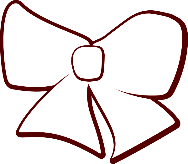hair bow coloring pages printable - photo #42