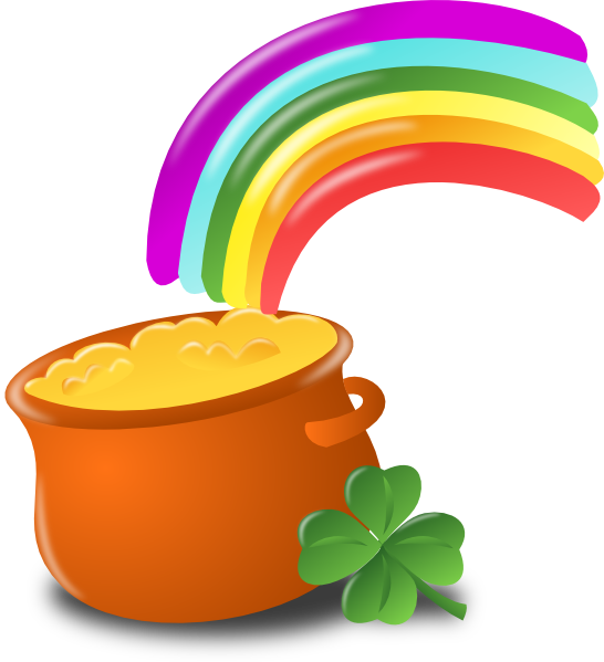 SAINT PATRICK Day Icon clip art - vector clip art online, royalty free ...