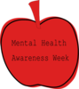 Mental Health Awareness Week Clip Art
