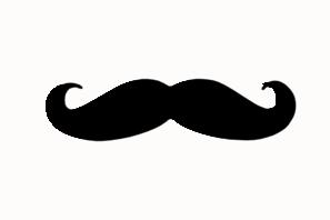 mustache clip art at clker com vector clip art online royalty rh clker com free moustache clipart free mustache clipart
