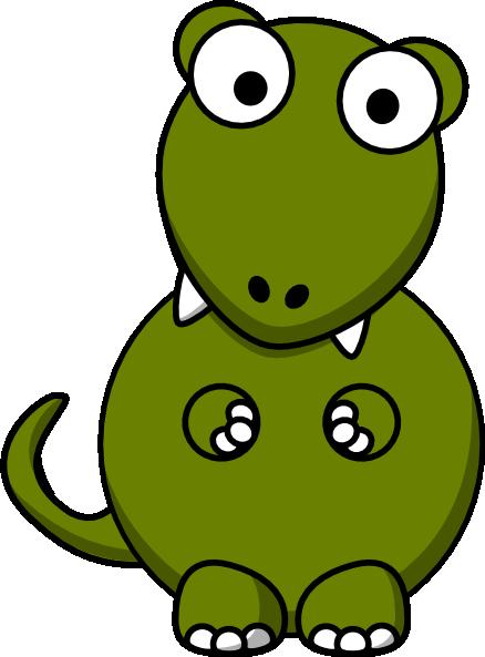 clipart of dinosaur - photo #45