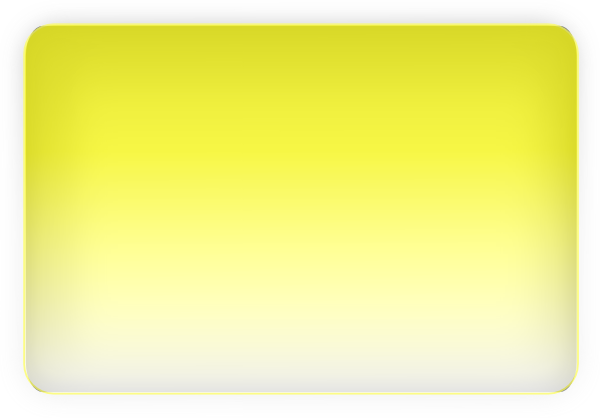 Yellow Rectangle Clip Art Yellow Glossy Rectangl...