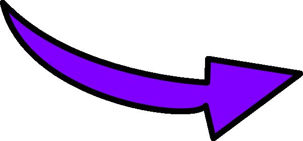 purple curvy arrow clip art at clker com vector clip art online rh clker com arrow clipart png arrow clip art black and white