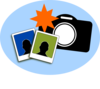 Camera And Photos Clip Art