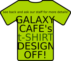 Galaxy Cafe Clip Art
