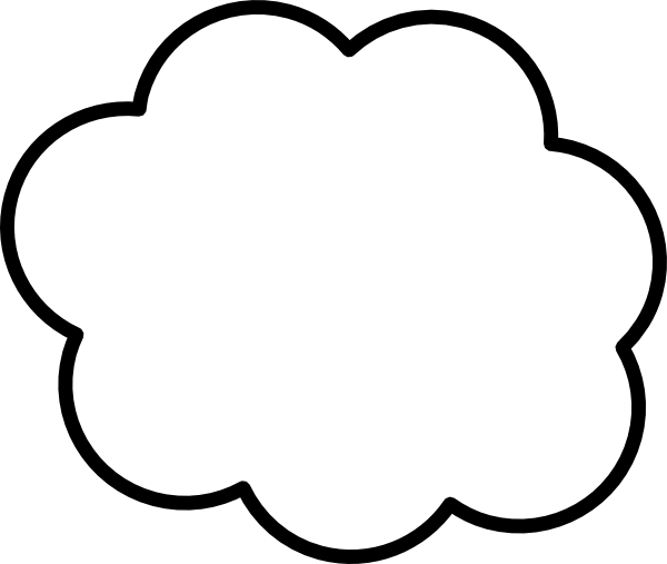 Internet-cloud Clip Ar...