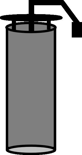 nitrogen tank clip art at clkercom vector clip art