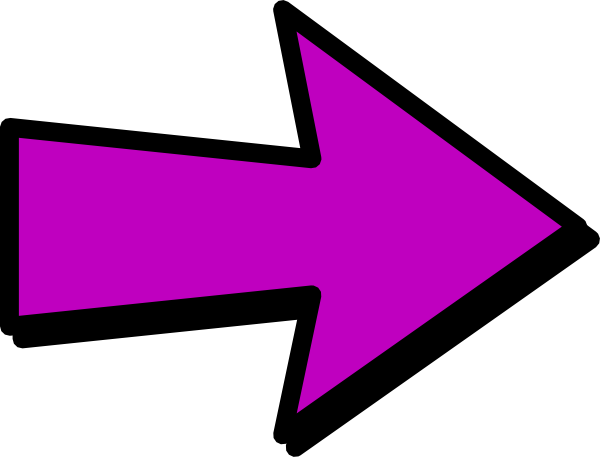 clipart arrow pointing right - photo #39