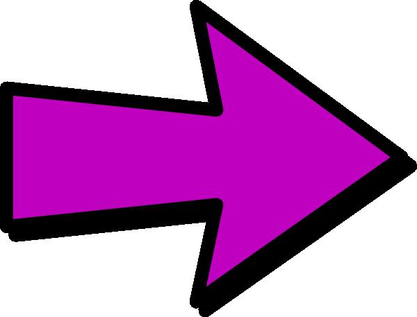 Purple Right Arrow Clip Art at Clker.com - vector clip art ...