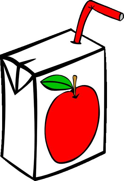 apple juice carton clip art at clker com vector clip art online rh clker com apple juice clipart black and white Fruit Juice Clip Art