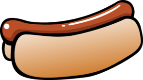 Hot Dog Clip Art