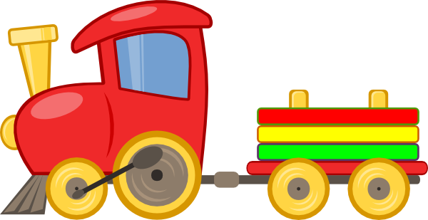 choo choo train car clipart - photo #27