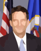 Tim Pawlenty Official Photo Clip Art