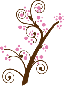 Plum Blossom Tree Clip Art