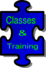 Classes And Training Piece Clip Art