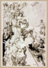 A Climax In Gaiety, Over The Fence By Owen Davis. Clip Art