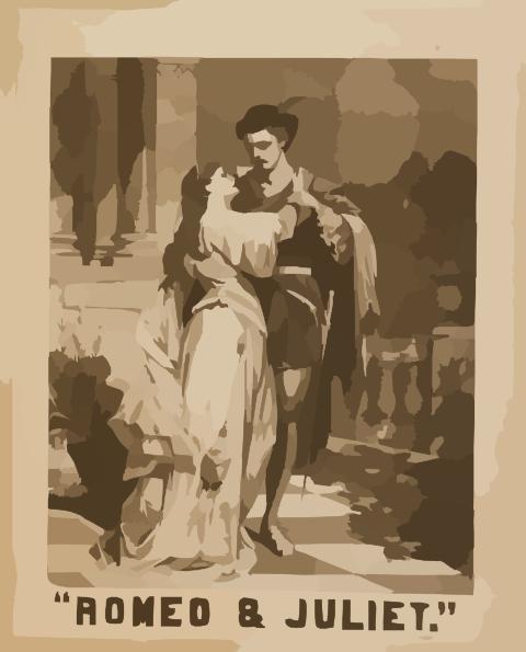 Clip Art Story Romeo & Juli...