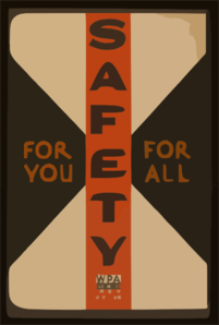 Safety For You, For All Clip Art