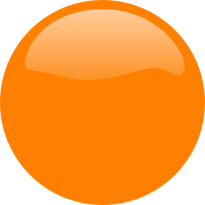 Button-orange Clip Art