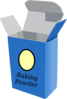 Baking Powder Clip Art