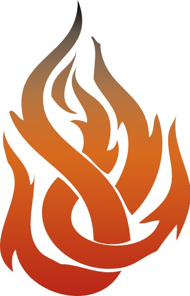 clipart flames of fire - photo #13