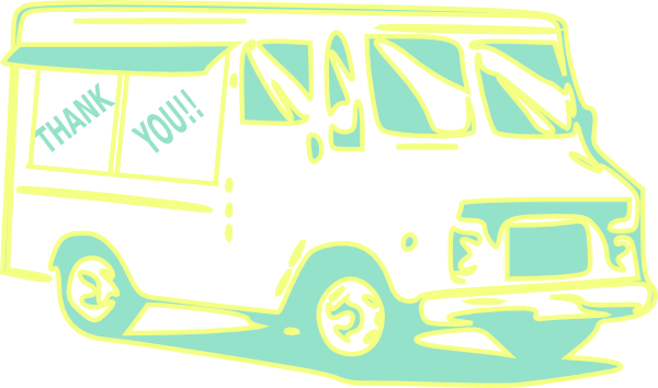 Food Truck Clip Art At Clker