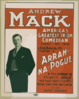 Andrew Mack, America S Greatest Irish Comedian In Dion Boucicault S Masterpiece, Arrah-na-pogue Clip Art
