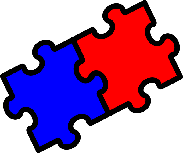 puzzle pieces clip art at clker com vector clip art puzzle piece clip art powerpoint free puzzle pieces clip art world