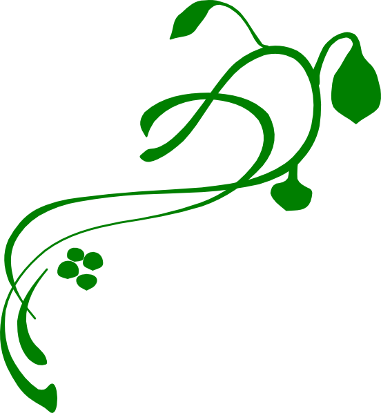 green swirl vine clip art at clker com vector clip art online rh clker com Straight Line Dividers Clip Art Clip Art Line Design