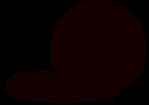 Solid Black Ball Clip Art At Clker Com Vector Clip Art