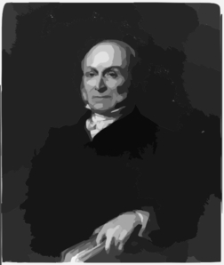 John Quincy Adams Clip Art