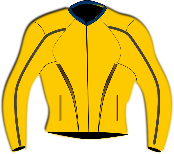 clipart of a jacket - photo #6