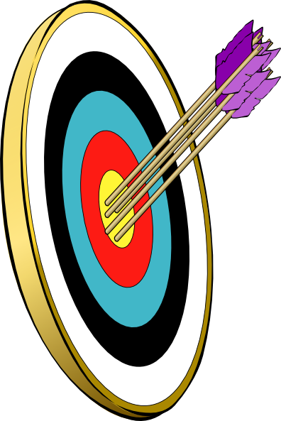 clip art arrow target - photo #9