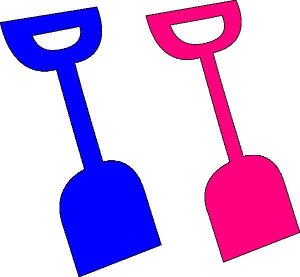 shovel clip art at clker com vector clip art online royalty free rh clker com clipart a snow shovel shovel digging clipart