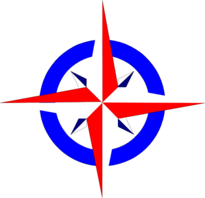 Red White And Blue Star Clip Art