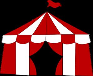 red circus tent clip art at clker com vector clip art online rh clker com vintage circus tent clipart circus tent clip art illustration vector free