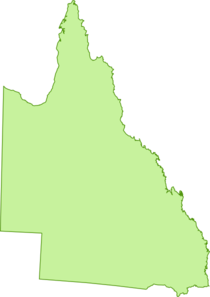 Queensland Shape Clip Art