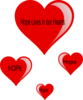 Hope Hearts Clip Art