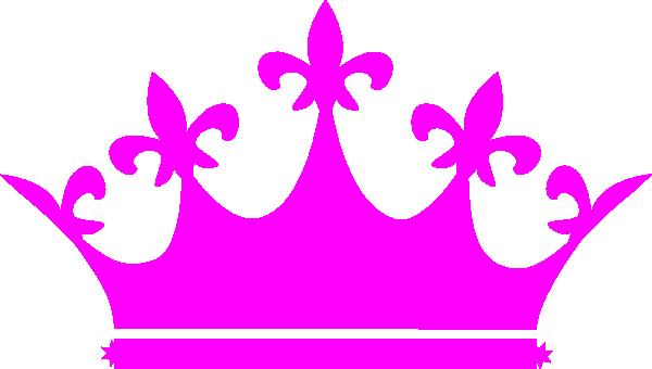 pink crown clip art at clker com vector clip art online royalty rh clker com pink sparkly crown clipart pink princess crown clipart