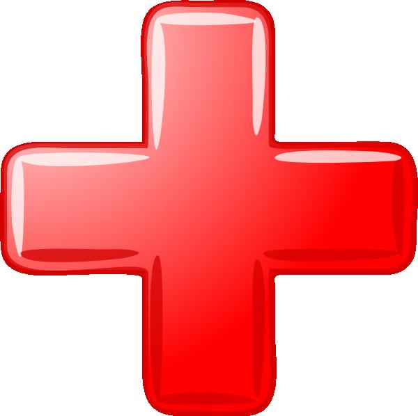 Red-plus Clip Art at Clker.com - vector clip art online, royalty free ...