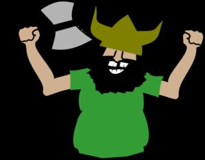 viking clip art at clker com vector clip art online royalty free rh clker com viking clipart images viking clipart helmet