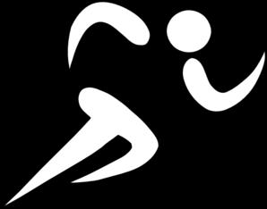 Athletics Clip Art at Clker.com - vector clip art online ...