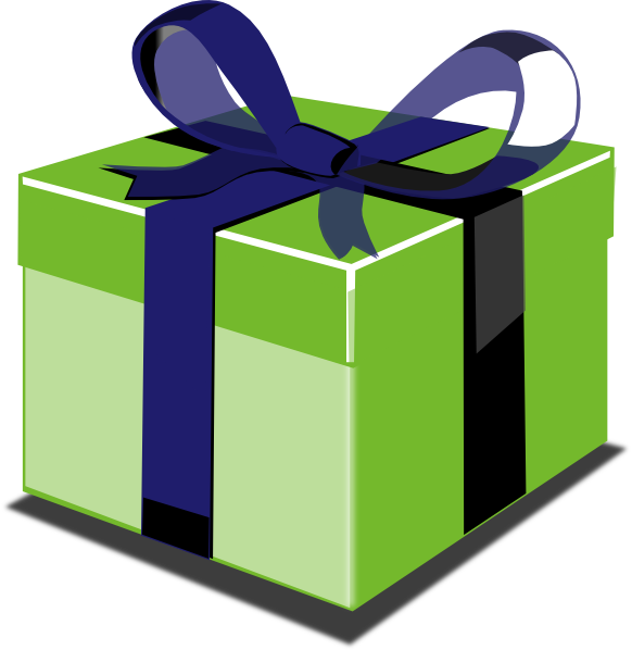 gift clipart free - photo #42