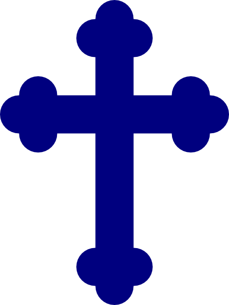 christian cross clip art at clker com vector clip art online rh clker com free clip art religious cross three crosses clipart religious