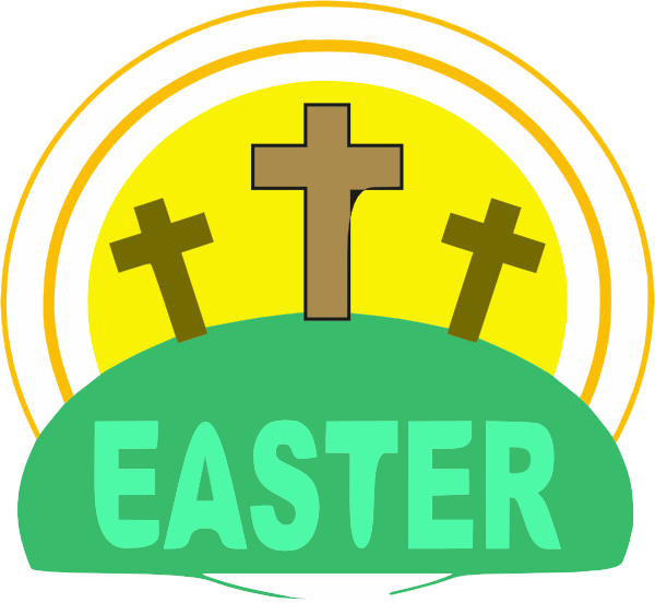 Easter Calvary Clip Art at Clker.com - vector clip art ...