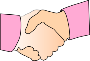hand shake clip art at clker com vector clip art online clip art shaking hands with customer clipart shaking hands free