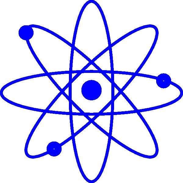 clipart atom - photo #4
